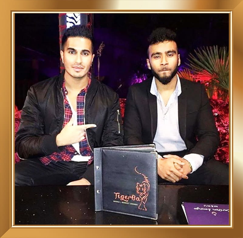 Tigerbay Shisha Lounge Arjun
