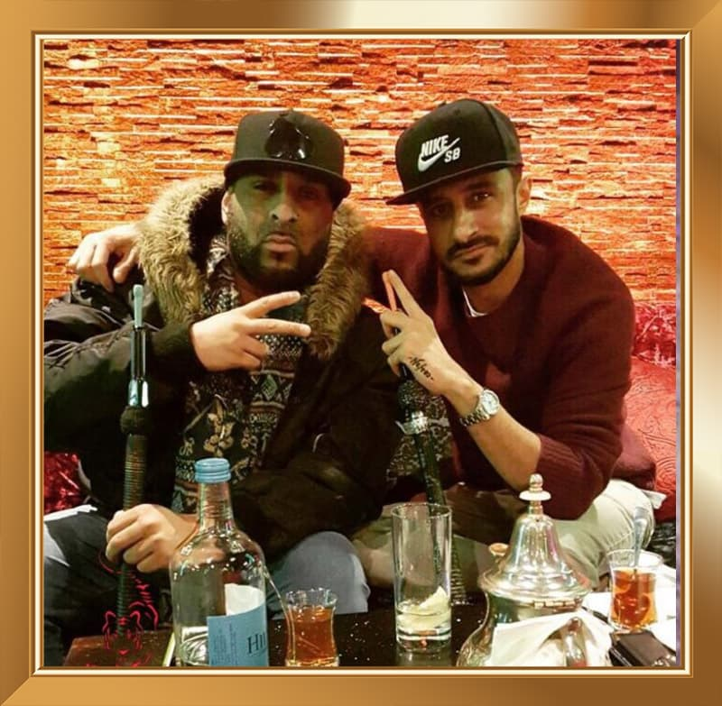 Tigerbay Shisha Lounge Vee Music x Nafees